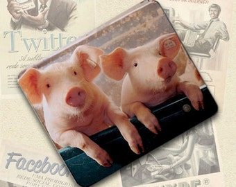 Pigs Large Mousepad Mouse Pad Great Gift Idea LMP482