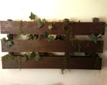 Rustic Pallet-Art Headboard (Made To Order)