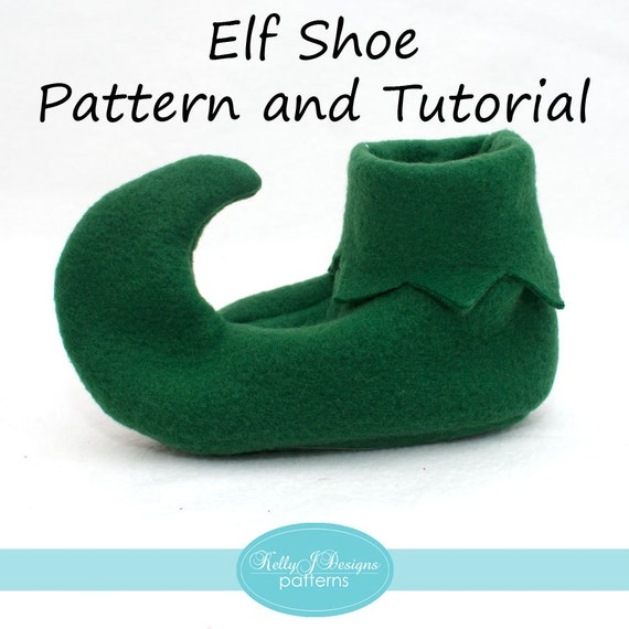 toddler elf hat and shoes