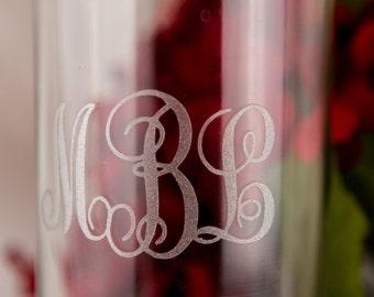 Personalized Vase