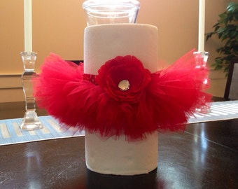 Sweetheart Red Tutu