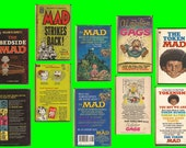 MAD Magazine Book GRAB BAG!