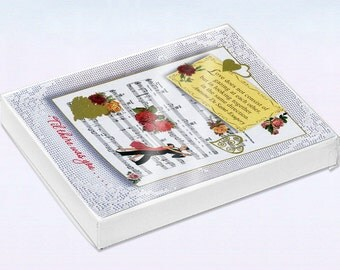 """Til there was you . . .  - Wedding Cards, Box Set of 10 (4.25"""" x 5.5"""")"""