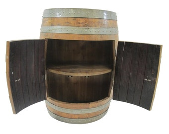 "Original barrel cabinet, 13""D x 26""W x 35""H, OBC-36"