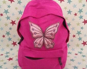 Butterfly Rucksack