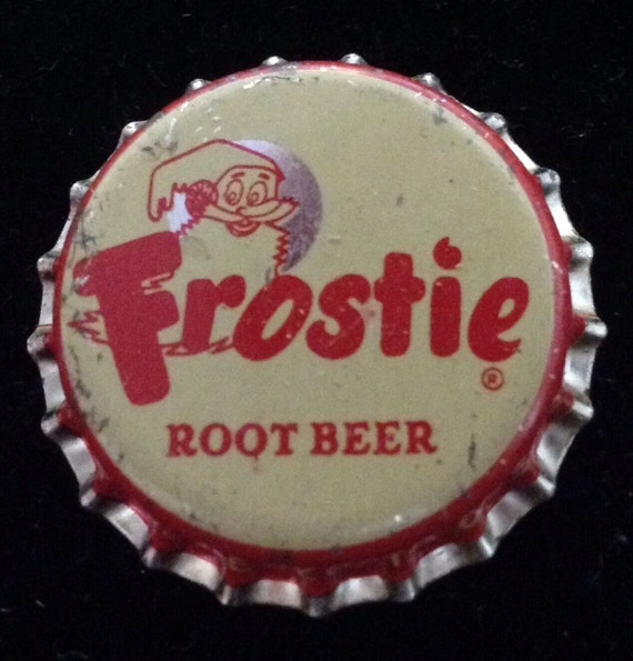 Frostie root beer soda bottle cap cork sale by txsodajerks for Soda caps for sale