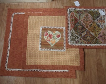 set of cushion covers
