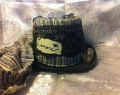 Lenore Steampunk Edgar Allen Poe Top Hat
