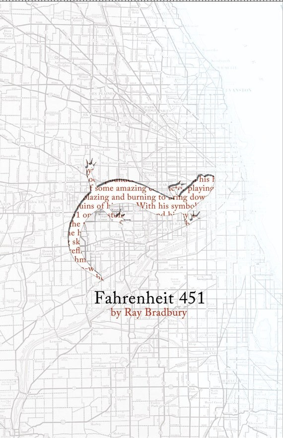 an analysis of the symbolism in the story fahrenheit 451 Symbolism in fahrenheit 451  symbolism is involved in many aspects of the story in fahrenheit 451ray bradbury employs various significant symbols through his.