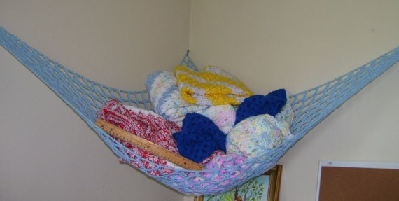 Large Triangle Hammock Large Crochet Triangle