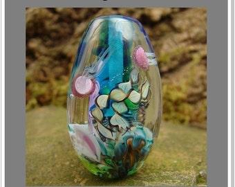 Ocean Bead Trifecta  3-Pack of Lampwork Glass Bead Tutorials Jellyfish, Canes and Encasing Bundle