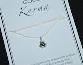 Good Karma Buddha Wish Necklace - Buy 3 Items, Get 1 Free