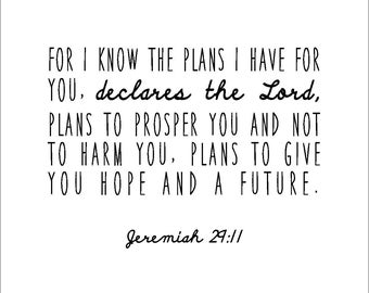 scripture for birthday