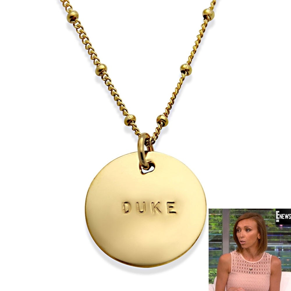 my childs name necklace style necklace as seen on