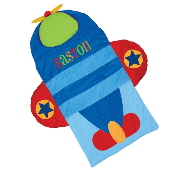 Stephen Joseph Personalized Nap Mats Nap Mat Personalized Airplane