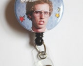 Napoleon Dynamite Skills----Badge Clip Reel