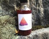 St. John's Wort Herbal Body Oil // Handmade / Organic / Wildcrafted