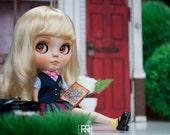 Erregiro OOAK Custom Blythe Doll ANITA