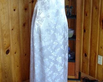 Elegant and fancy Regency gown---Size 6