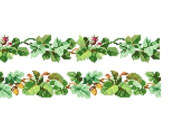 Hertz & Wegener 3 - Cross stitch pattern. Instant download PDF