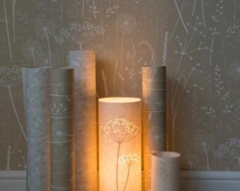 Paper Meadow Wallpaper - Kraft