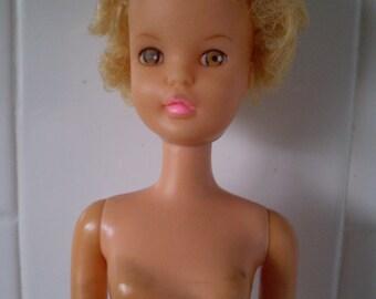Vintage Bubble Cut Barbie Doll 1960's