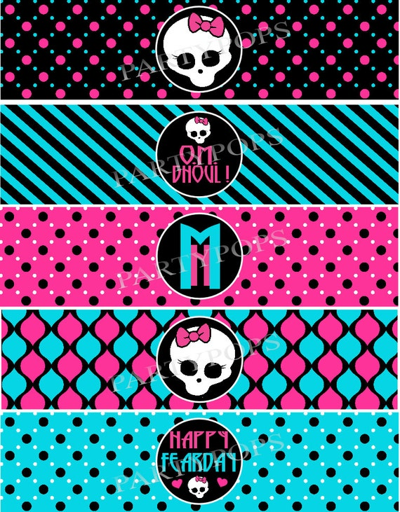 Monster High Birthday Party Invitations as great invitations template