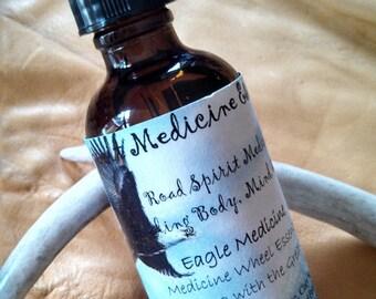 Eagle Medicine - 2oz - Red Road Spirit Medicine Essences