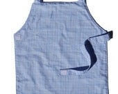 Gingham Apron - Toddler & Primary