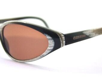 GUCCI  1990s Catseye  Eyeglasses //  90s  Vintage Designer Frames  // Italy // style gg2482
