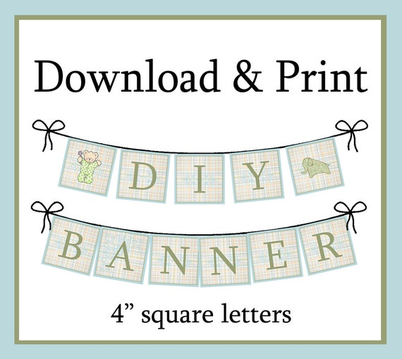 letters baby shower sip see nursery d cor bunting garland