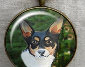 Corgi Keychain ~ February Birthday ~ Trending Items ~ Boyfriend Gift ~ Corgi Lover ~ Valentines Day Gift