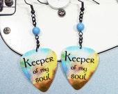 Keeper of my Soul Earrings - Psalm 121:5