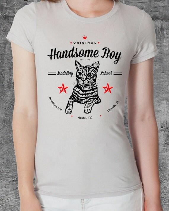 Handsome Boy Modeling School t Shirt Handsome Boy Modeling