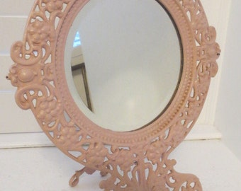 petite white dresser with mirror by on etsy
