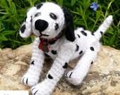 Dottie the Dalmatian Crochet Pattern