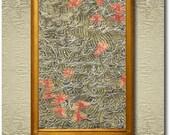 Panaxia II - Fine Art Print on heavy Cotton Canvas - unframed
