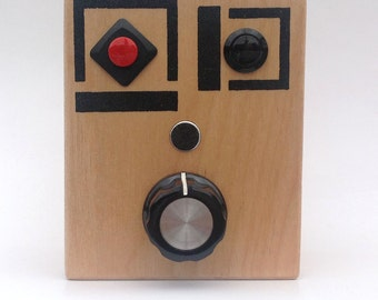 Silver Tooth - voice recorder with pitch control