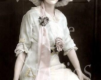 Miriam-Victorian Woman-Digital Image Download