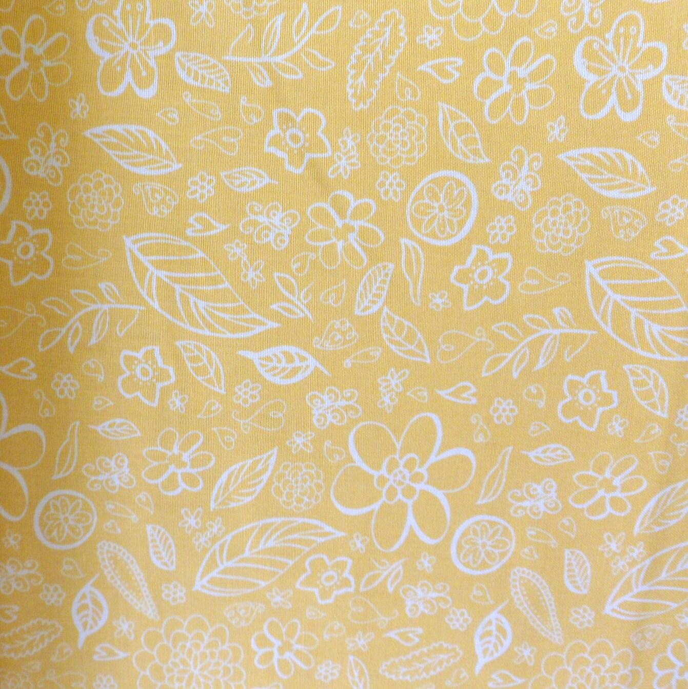 Gold fabric soft gold print fabric leaves fabric flower for Fabric supply