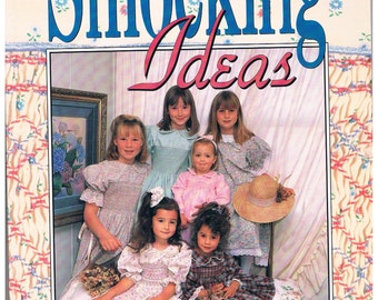 Smocking Ideas by Fiona J. Roediger, 1993