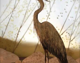The Heron's Hermitage