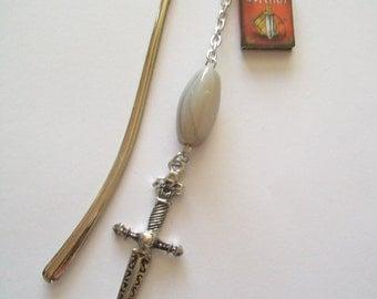 Shepherd Hook Bookmark - King Arthur