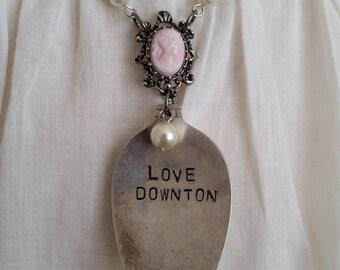 Cameo necklace~ready to ship
