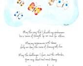 11x14 Print: Healing Story