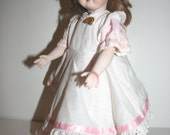 Doll French Porcelain Reproduction