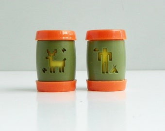 St. Labre Indian School Salt & Pepper Shakers