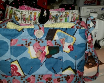 I Love Lucy Bow tuck purse