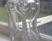 Swedish Antique Glass Gluck Decanter