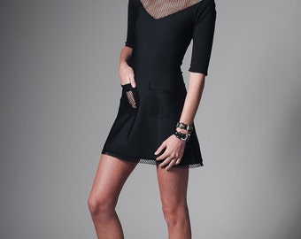 The Little Black Dress Numero 2 (Custom Orders Only)